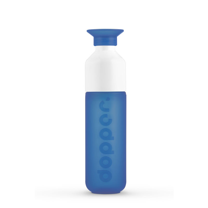 Water Bottle Pacific Blue