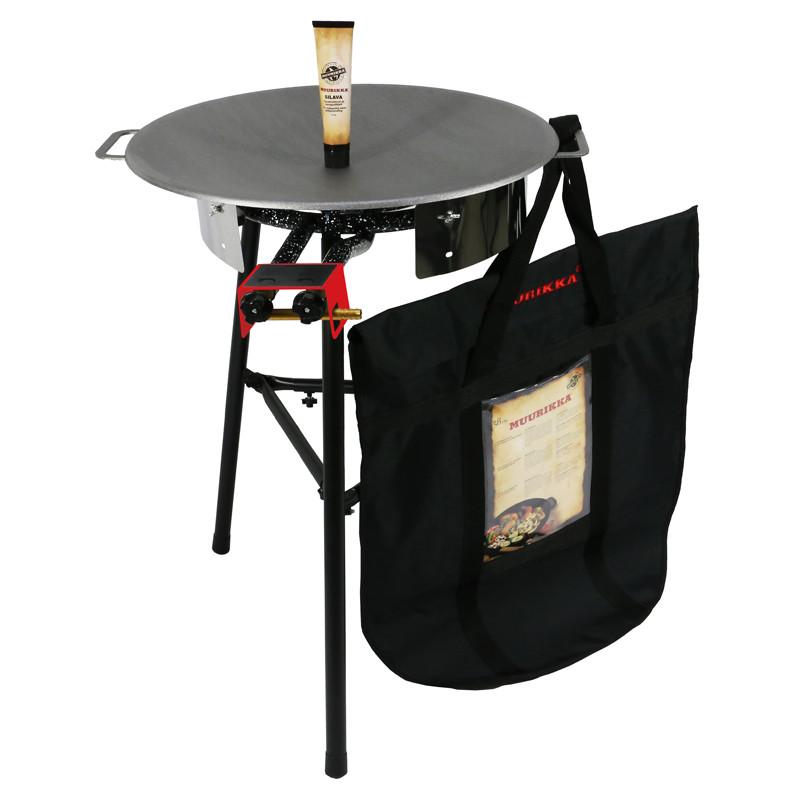 Set 58 cm with gas burner