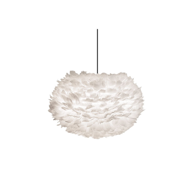Eos lamp M white