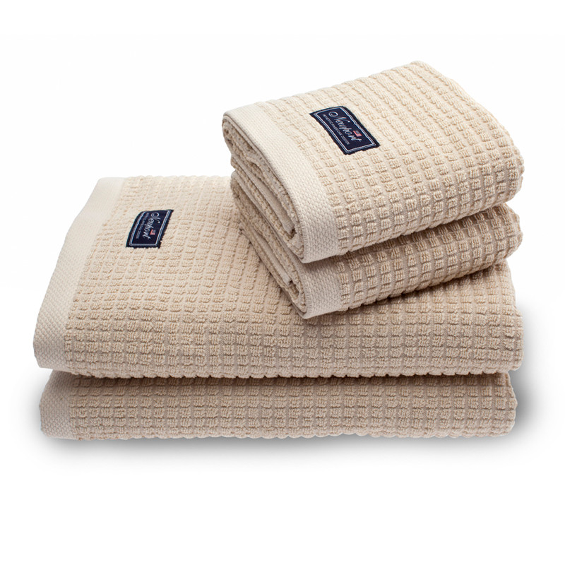 Towels Fisher Island Beige