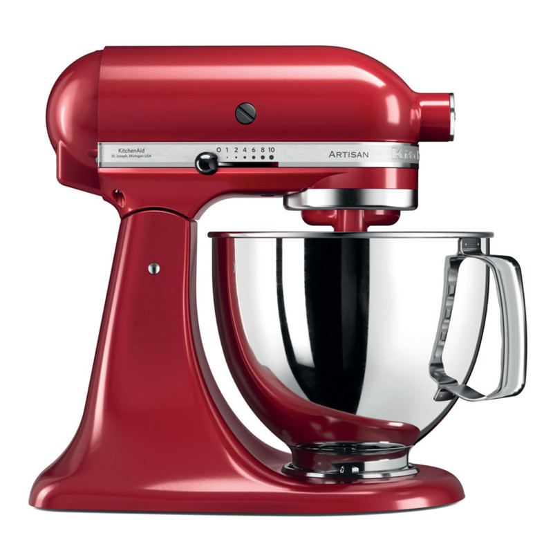 Artisan Stand Mixer Red