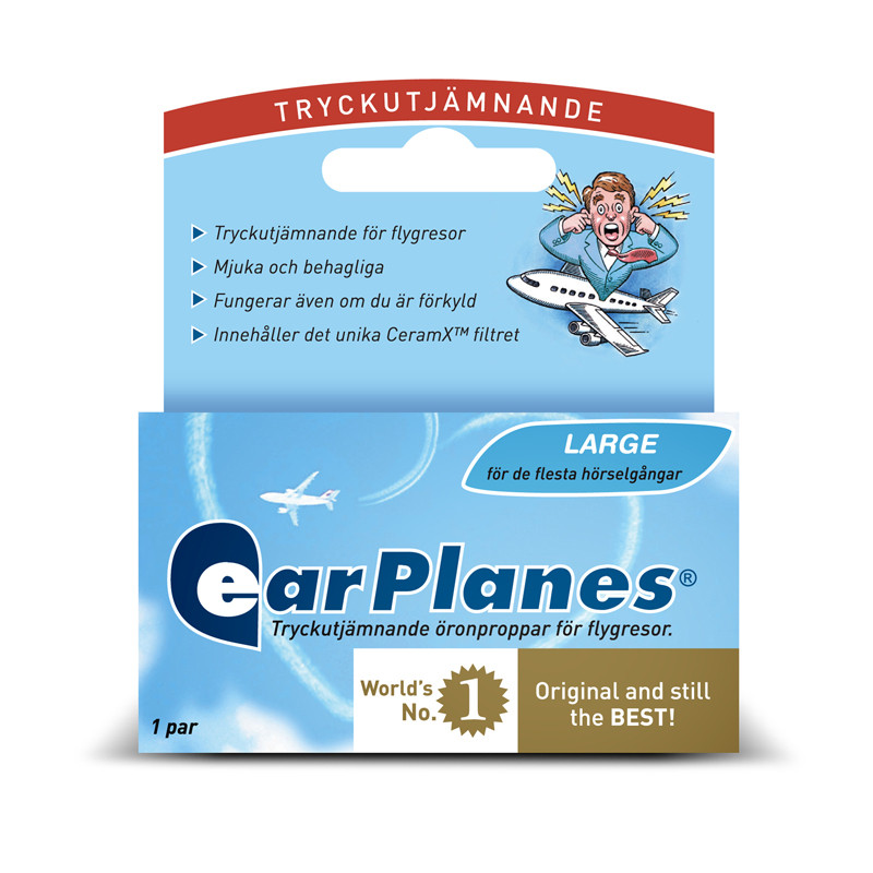 Earplugs Large