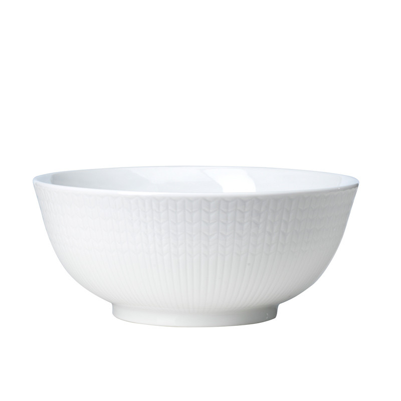 Swedish Grace Bowl 60 cl Snow 2-pack