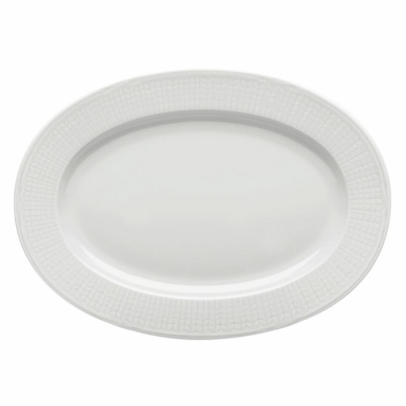 Swedish Grace Oval Plate