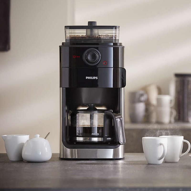 Coffee Maker Grind & Brew HD7767/00