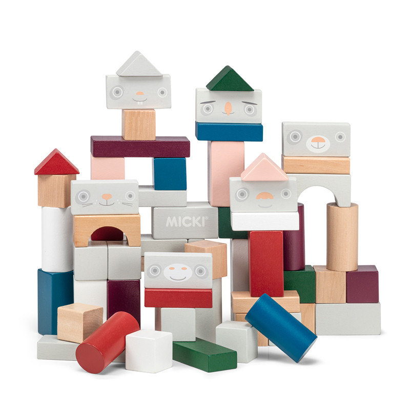 Building Blocks 60 pcs