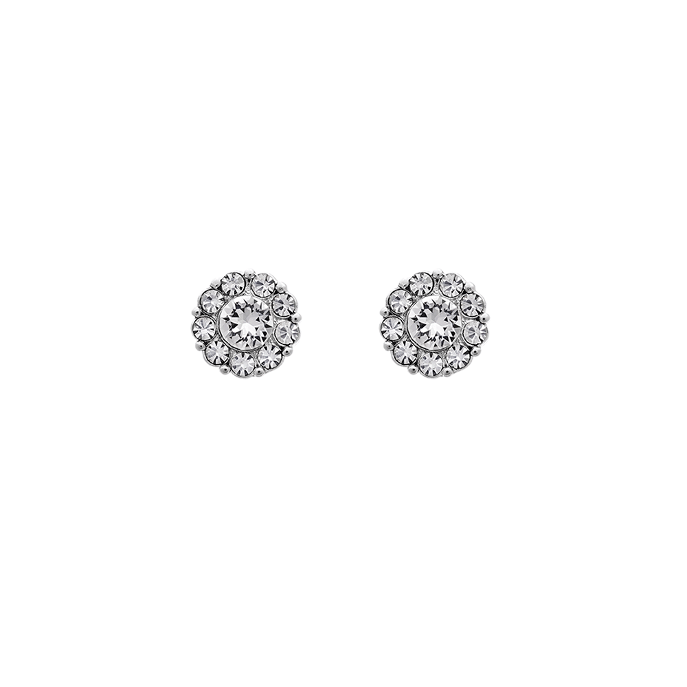 Petite Miss Sofia Earrings Crystal