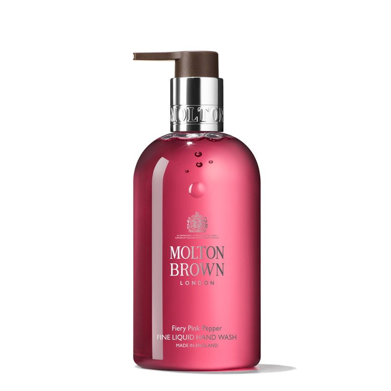 Hand Wash, Fiery Pink Pepper Fine Liquid