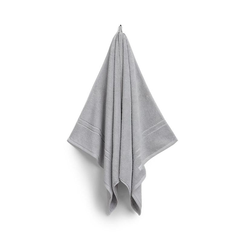 Organic Premium Towel 70x140 Light Grey