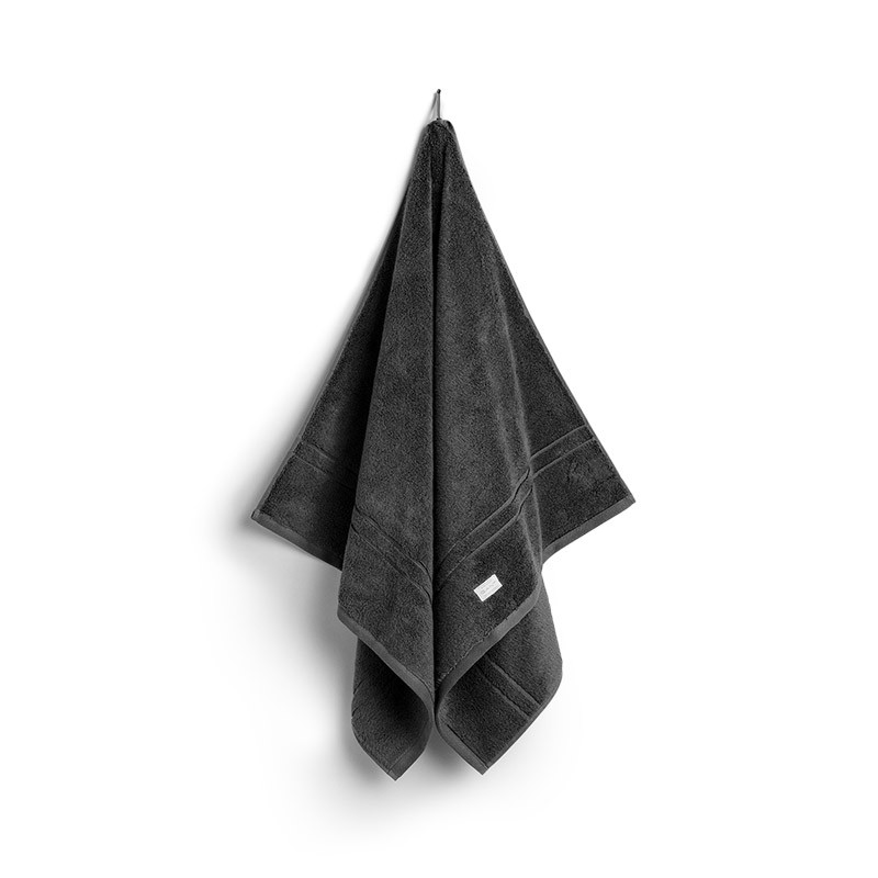 Organic Premium Towel 70x140 Antracite