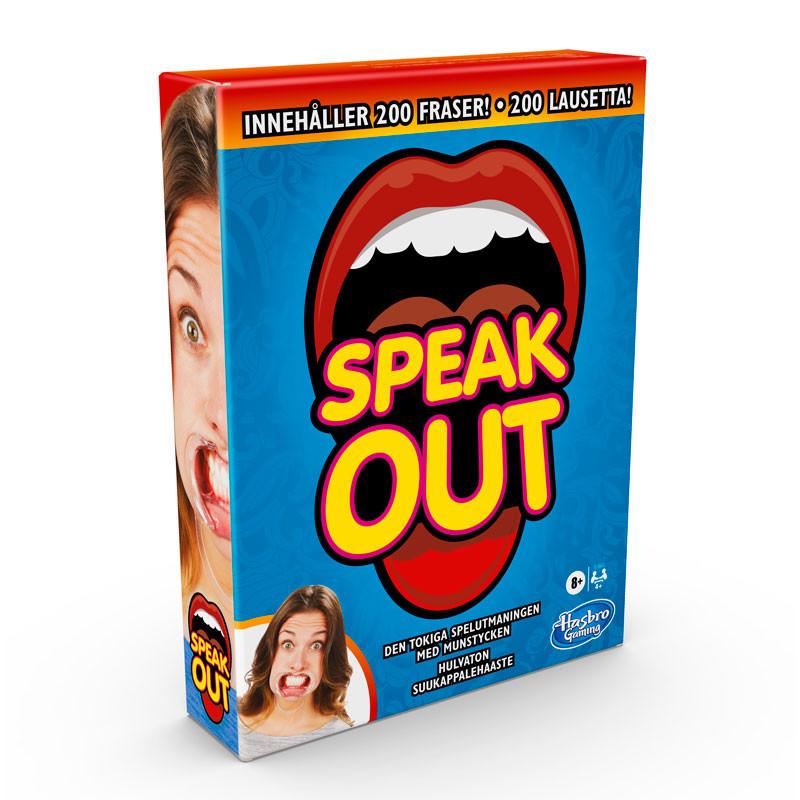 Speak Out (SE/FI)