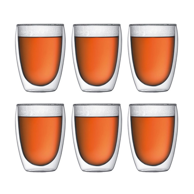 Pavina Double Wall Glasses, 35 cl