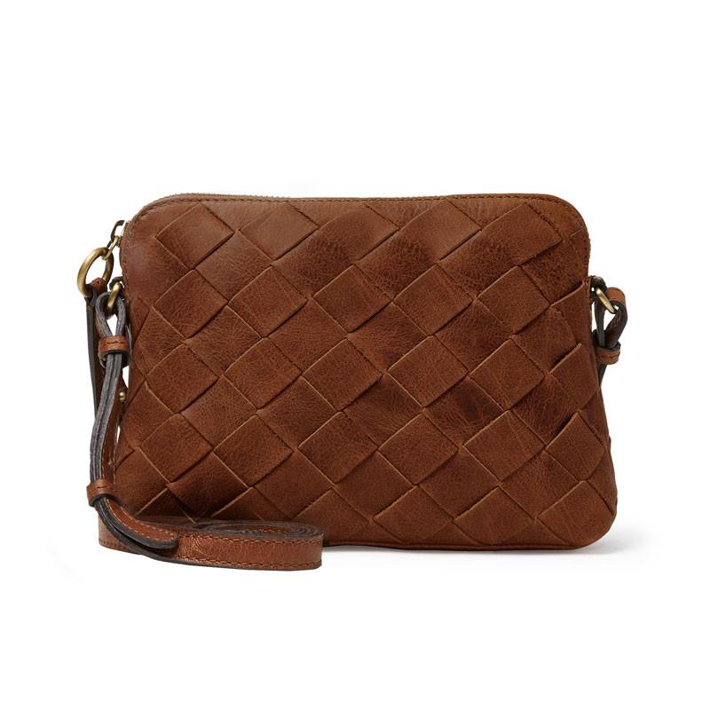 Seattle Shoulder Bag Brown