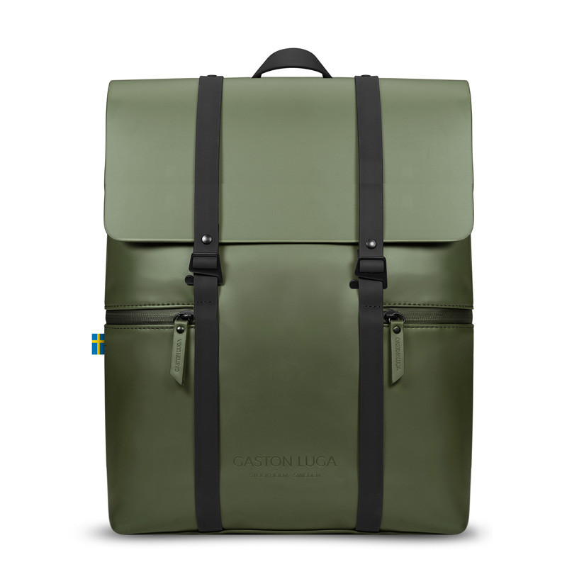 Spläsh Backpack Olive-Black