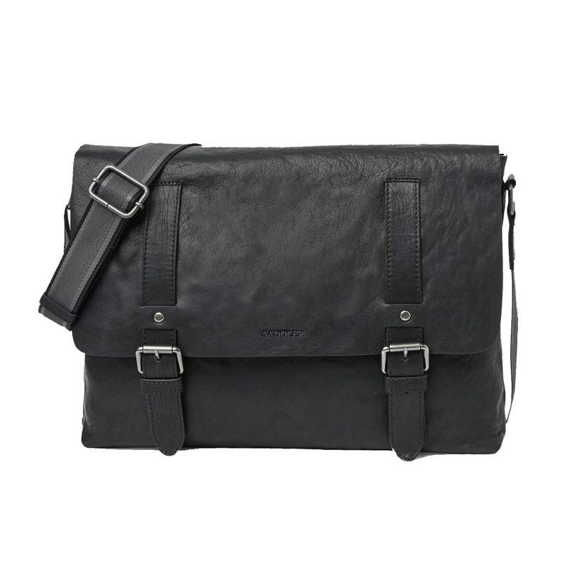 Ryan Messenger Bag Black