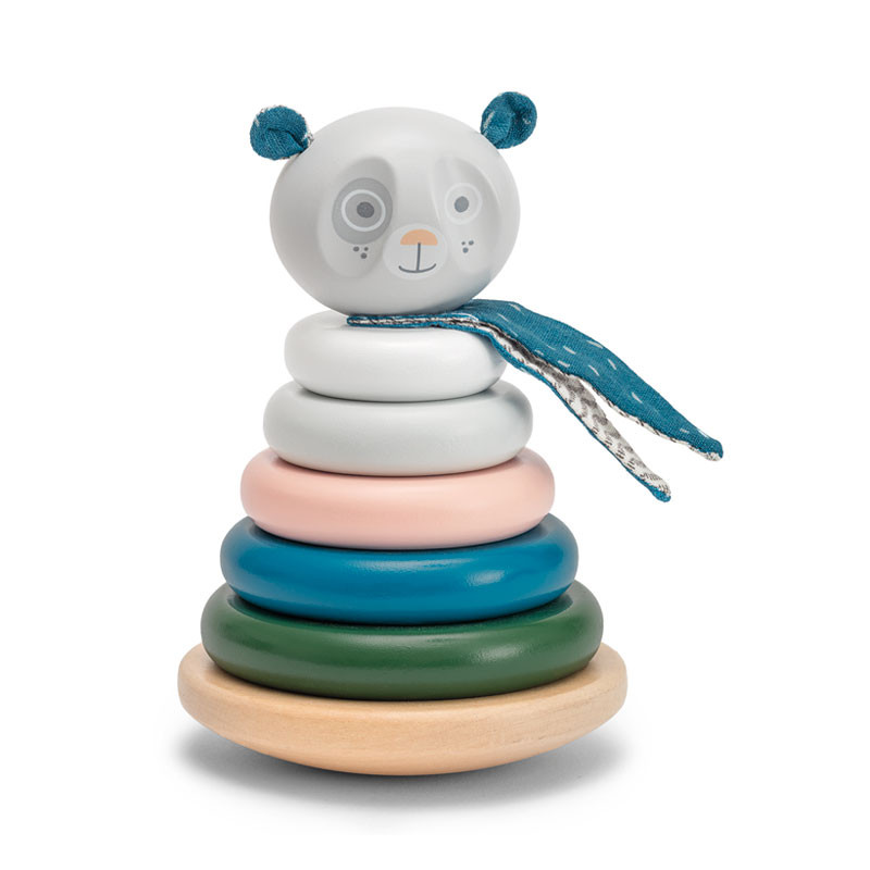 Bear Stacker Toy Senses