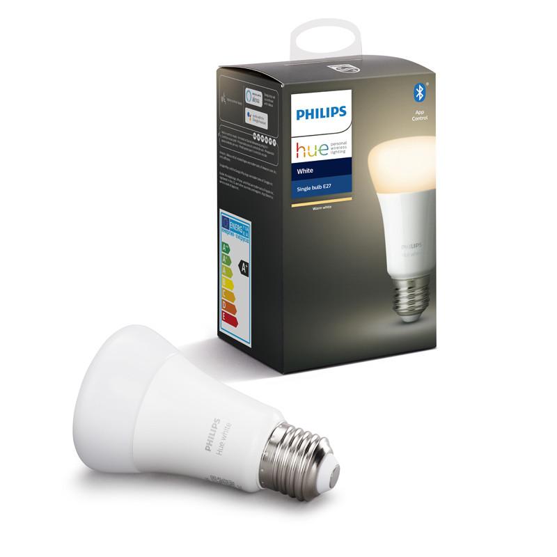 HueW 9W A60 E27 EUR Lampa