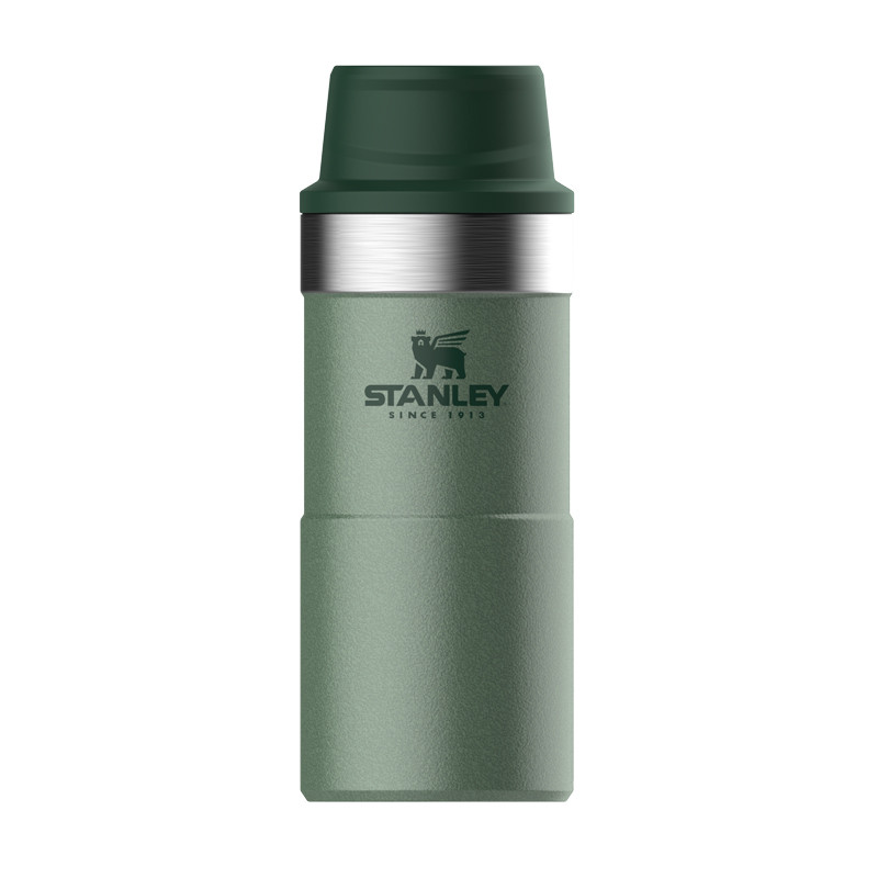 The Trigger-Action Travel Mug 0.35L, Green
