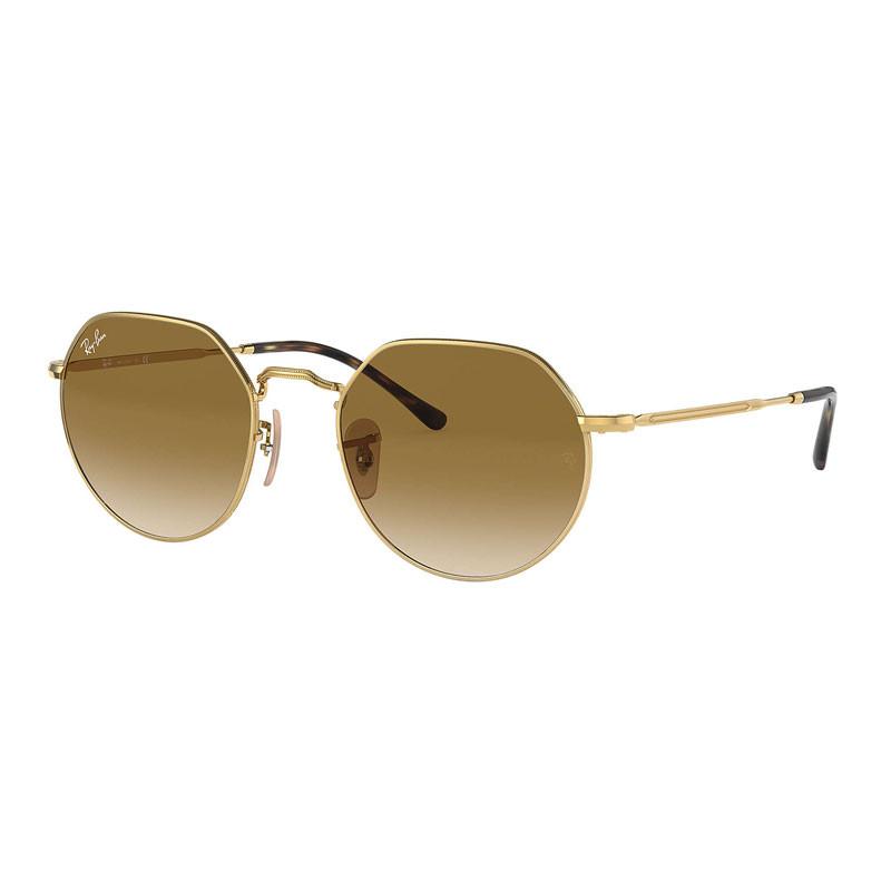 Sunglasses Jack Light Brown Gradient