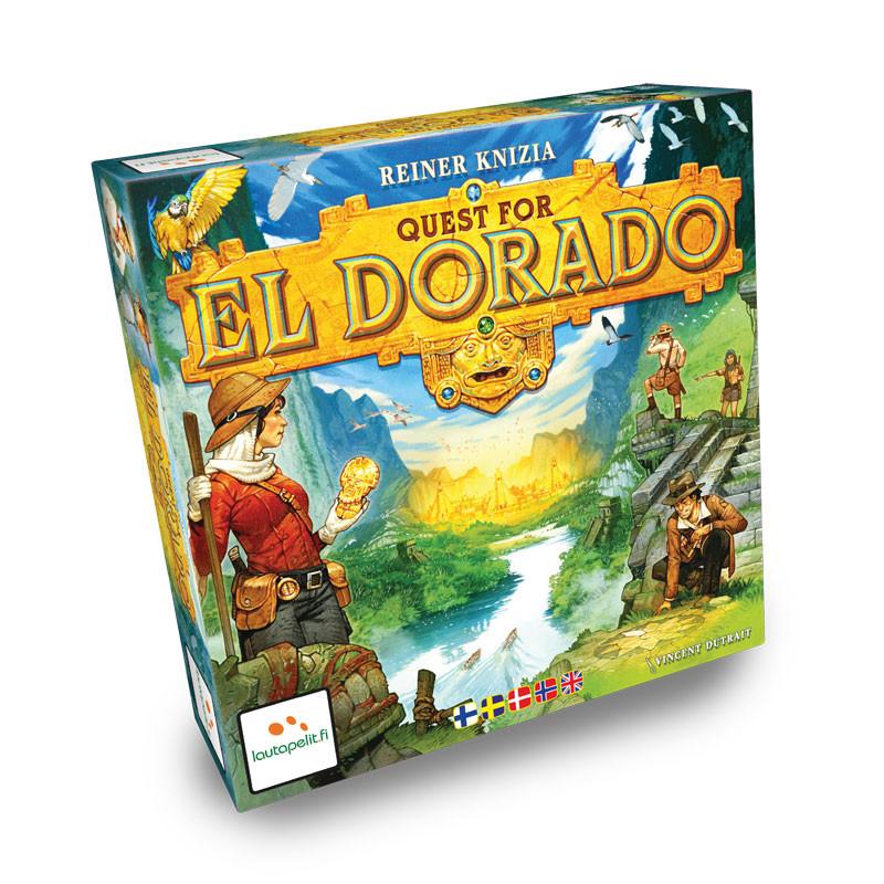 Quest for El Dorado (Nordic+EN)