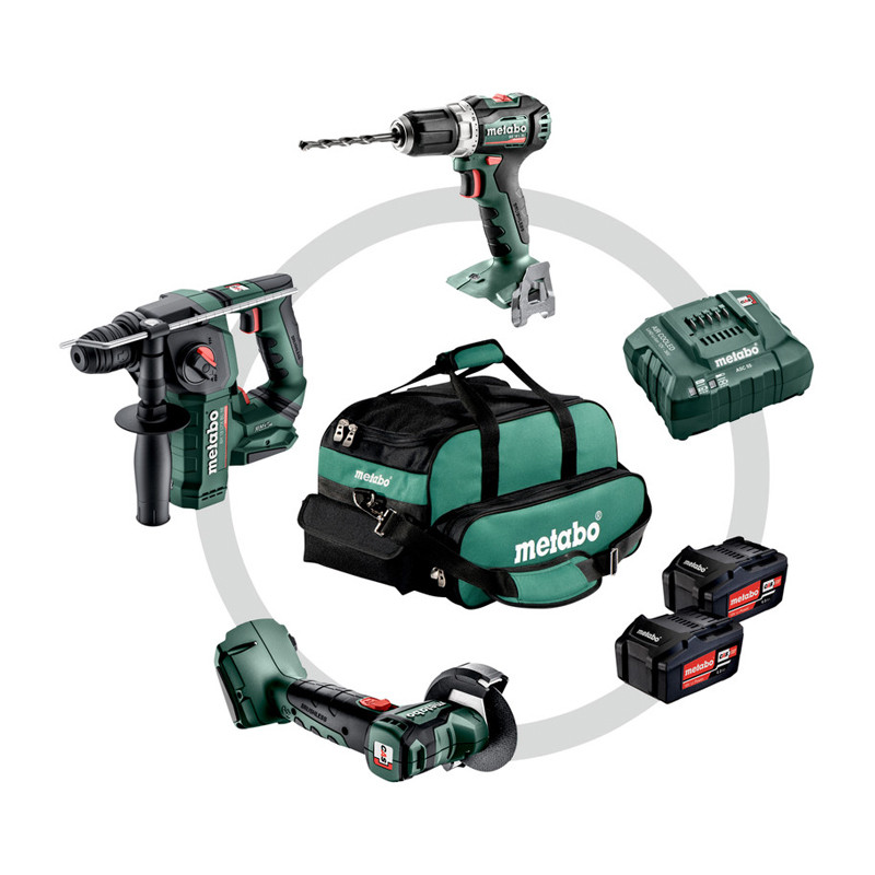 Cordless Machines Combo Set 3.1.1