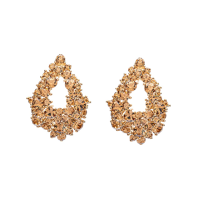 Alice Light Colorado Earrings Topaz