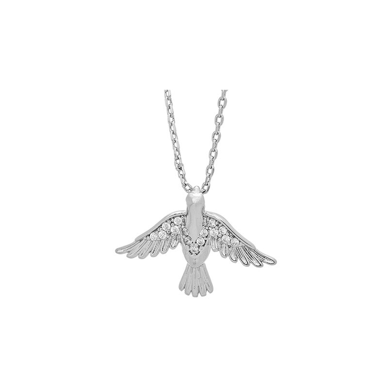 Eden Necklace Silver