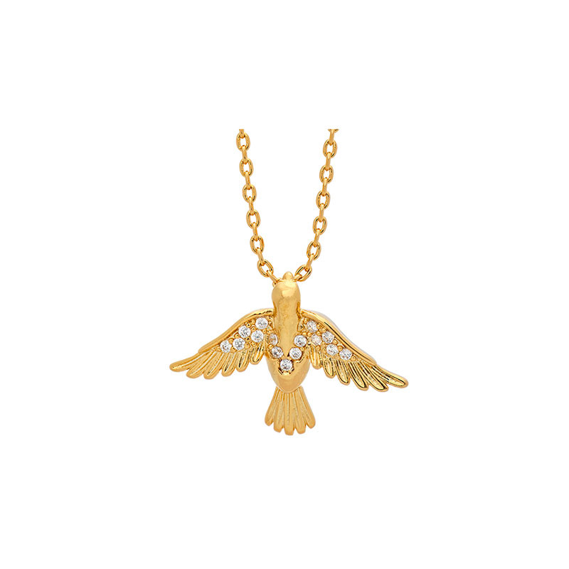 Eden Necklace Gold