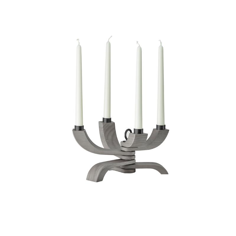 Nordic Light 4-arms, Grå
