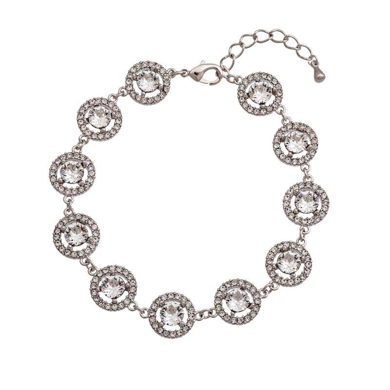 Miranda Bracelet Crystal