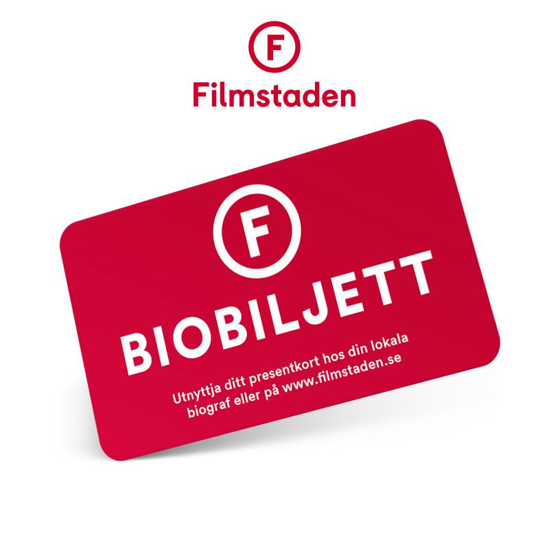 Cinema ticket Filmstaden