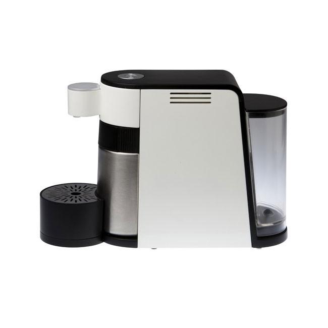 Professional Milk Frother, Latte Premio, White